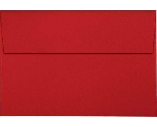 A10 Invitation Envelopes (6 x 9 1/2) Holiday Red