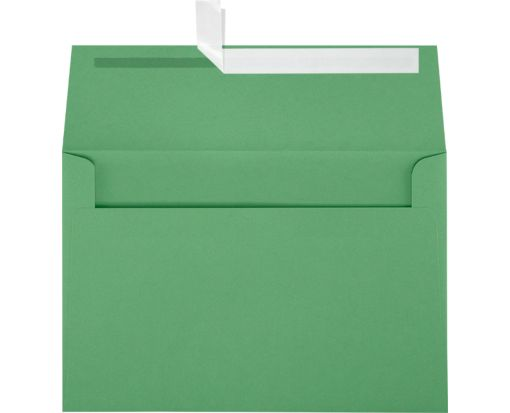 A8 Invitation Envelopes (5 1/2 x 8 1/8) Holiday Green