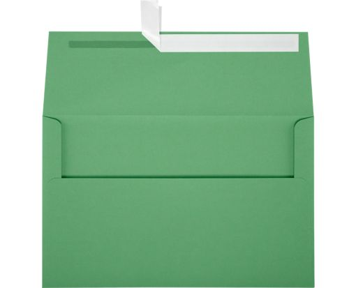 A10 Invitation Envelopes (6 x 9 1/2) Holiday Green