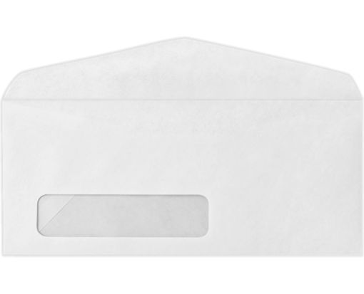 #8 5/8 Window Envelopes (3 5/8 x 8 5/8) 24lb. Bright White