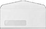 #8 5/8 Window Envelopes 24lb. Bright White