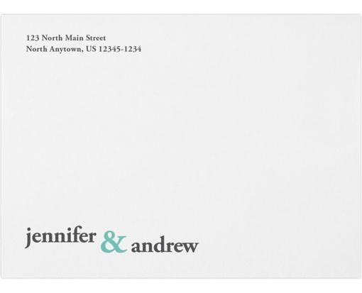 A7 Invitation Envelopes (5 1/4 x 7 1/4) 24lb. Bright White
