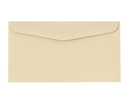 #6 3/4 Regular Envelopes (3 5/8 x 6 1/2) Tan