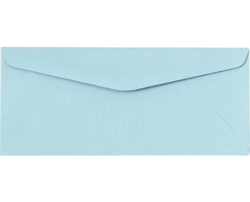 #9 Regular Envelopes (3 7/8 x 8 7/8) Pastel Blue