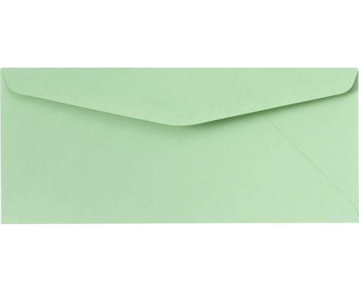 #9 Regular Envelopes (3 7/8 x 8 7/8) Pastel Green