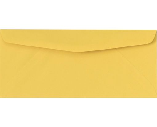 #9 Regular Envelopes (3 7/8 x 8 7/8) Goldenrod