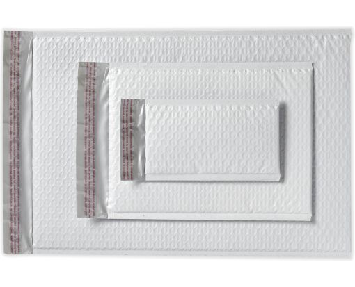 14 1/2 x 19 1/4 AirJacket Mailers White Bubble