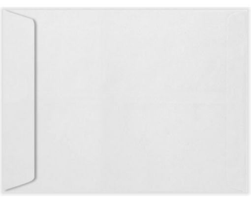8 3/4 x 11 1/4 Open End Envelopes 28lb. White