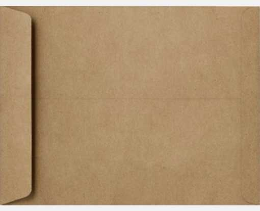 8 3/4 x 11 1/4 Open End Envelopes Grocery Bag