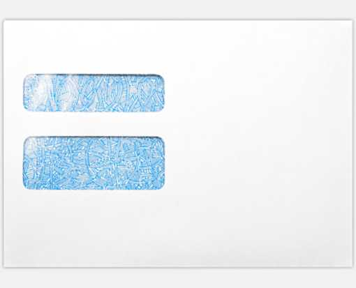 W-2 / 1099 Envelopes (5 3/4 x 8) White
