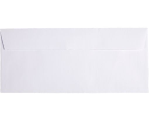 #10 Regular Envelopes (4 1/8 x 9 1/2) 24lb. White w/ Peel & Seel