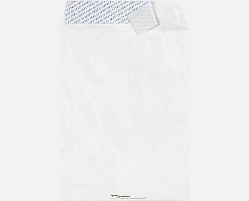 6 x 9 Open End Envelopes 14lb. Tyvek