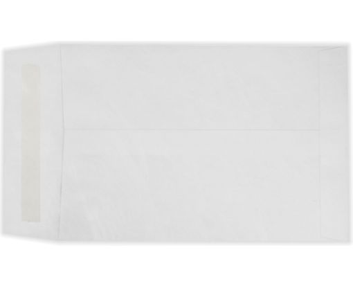 6 1/2 x 9 1/2 Open End Envelopes 14lb. Tyvek