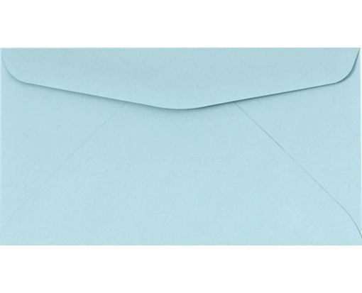 #6 3/4 Regular Envelopes (3 5/8 x 6 1/2) Pastel Blue