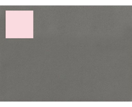 1.5 x 1.5 Square Labels, 35 Per Sheet Pastel Pink