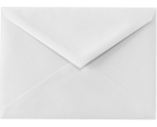 4 BAR Envelopes (3 5/8 x 5 1/8) 24lb. Bright White