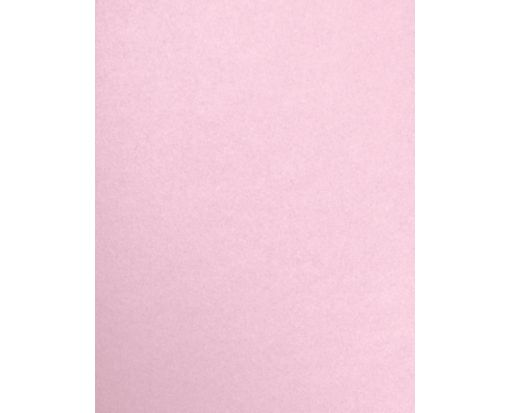 8 1/2 x 11 Cardstock Rose Quartz Metallic
