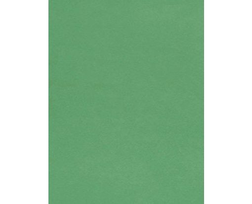8 1/2 x 11 Cardstock Holiday Green