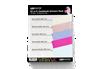 8 1/2 x 11 Cardstock - Unicorn Pack of 100 Unicorn Variety Assorted