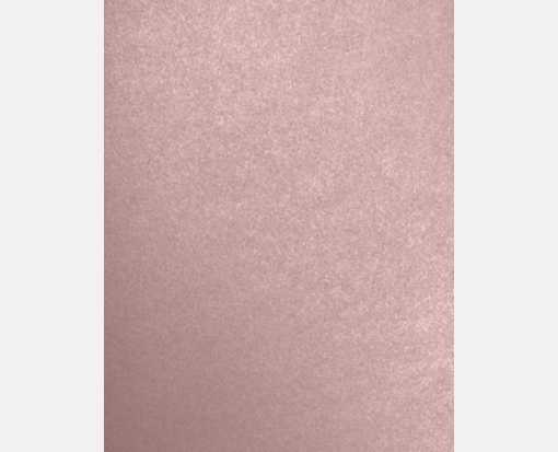 8 1/2 x 11 Paper Misty Rose Metallic - Sirio Pearl®