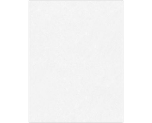 8 1/2 x 11 Cardstock 236lb. Brilliant White - 100% Cotton