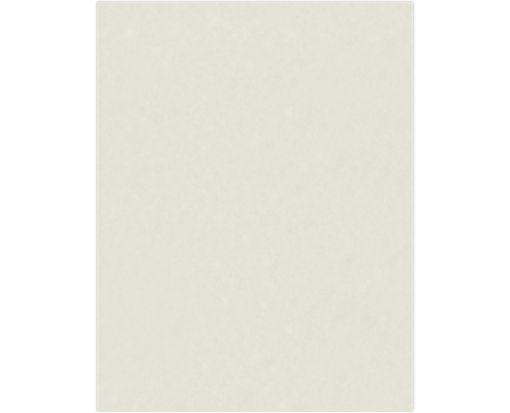 8 1/2 x 11 Cardstock 236lb. Natural White - 100% Cotton