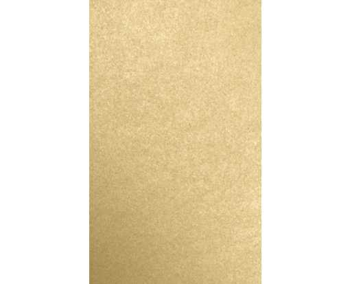 8 1/2 x 14 Cardstock Blonde Metallic