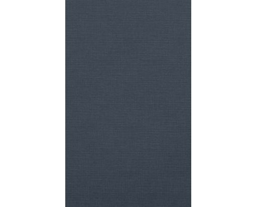 8 1/2 x 14 Cardstock Nautical Blue Linen
