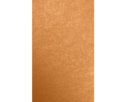 8 1/2 x 14 Cardstock Copper Metallic