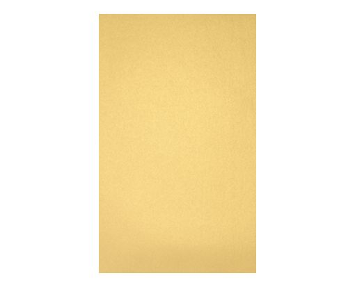 8 1/2 x 14 Cardstock Gold Metallic