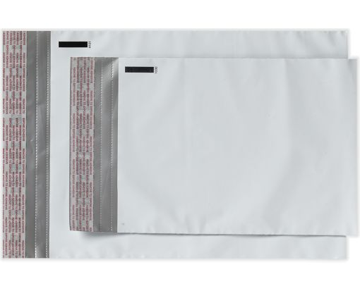 24 x 24 Poly Mailers White Poly