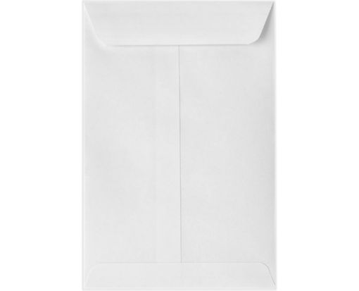 5 1/2 x 7 1/2 Open End Envelopes 24lb. Bright White