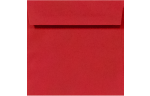 3 1/4 x 3 1/4 Square Envelopes Ruby Red