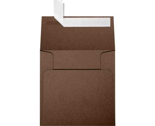 3 1/4 x 3 1/4 Square Envelopes Bronze Metallic