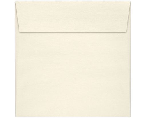 3 1/4 x 3 1/4 Square Envelopes Champagne Metallic