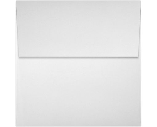 4 x 4 Square Envelopes 70lb. Bright White