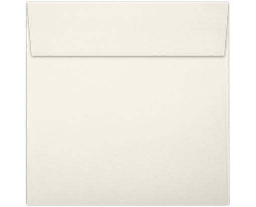 5 x 5 Square Envelopes Natural - 100% Recycled