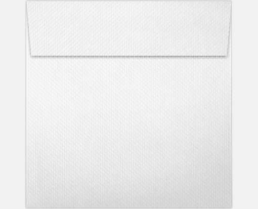 5 1/4 x 5 1/4 Square Envelopes White Pique
