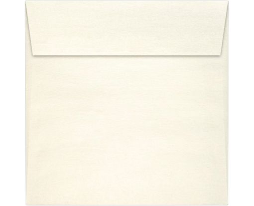 5 1/2 x 5 1/2 Square Envelopes Champagne Metallic