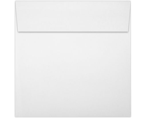 5 1/2 x 5 1/2 Square Envelopes White - 100% Recycled