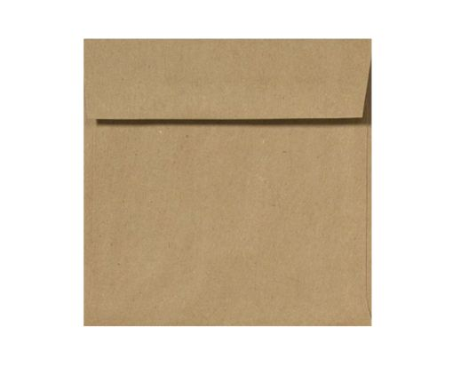 6 x 6 Square Envelopes Grocery Bag