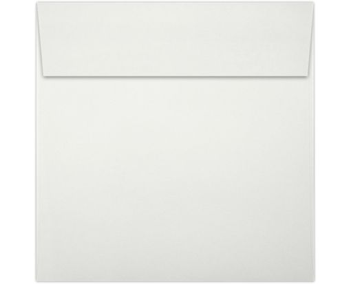 6 x 6 Square Envelopes Natural White - 100% Cotton