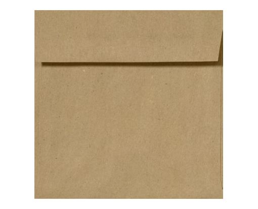 6 1/4 x 6 1/4 Square Envelopes Grocery Bag