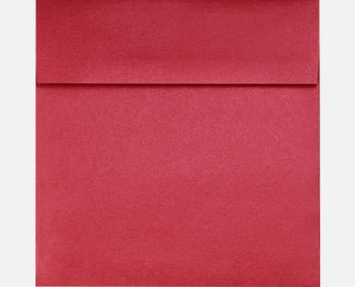 6 1/2 x 6 1/2 Square Envelopes Jupiter Metallic