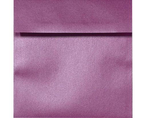 6 1/2 x 6 1/2 Square Envelopes Punch Metallic