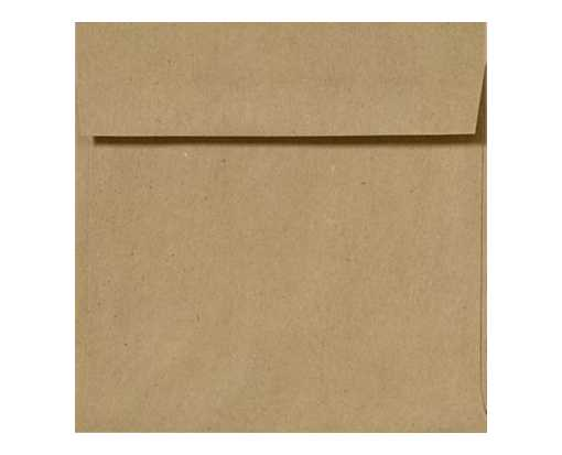 6 1/2 x 6 1/2 Square Envelopes Grocery Bag