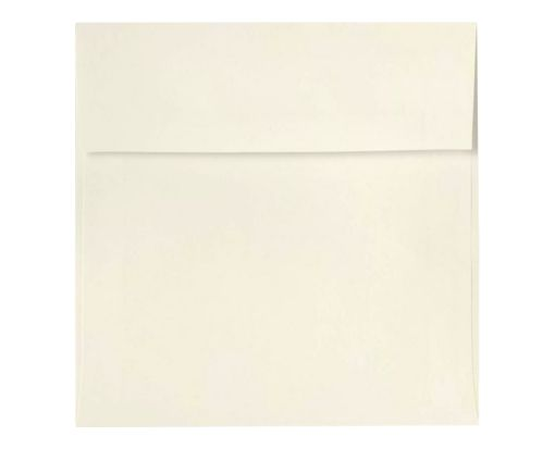 6 1/2 x 6 1/2 Square Envelopes Natural Linen