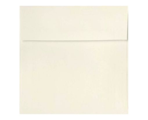 6 1/2 x 6 1/2 Square Envelopes Natural - 100% Recycled
