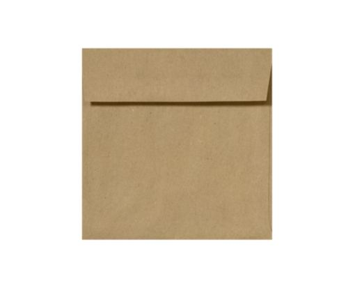 7 x 7 Square Envelopes Grocery Bag