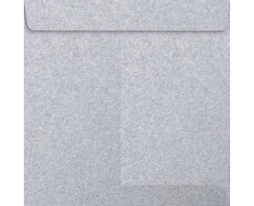 7 1/2 x 7 1/2 Square Envelopes Silver Metallic